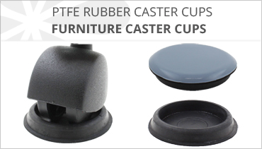 PTFE FURNITURE CASTER CUP